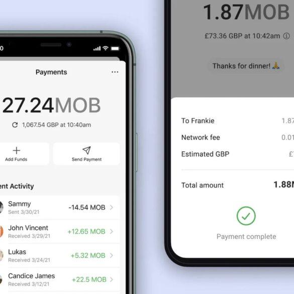 Signal envío de dinero app