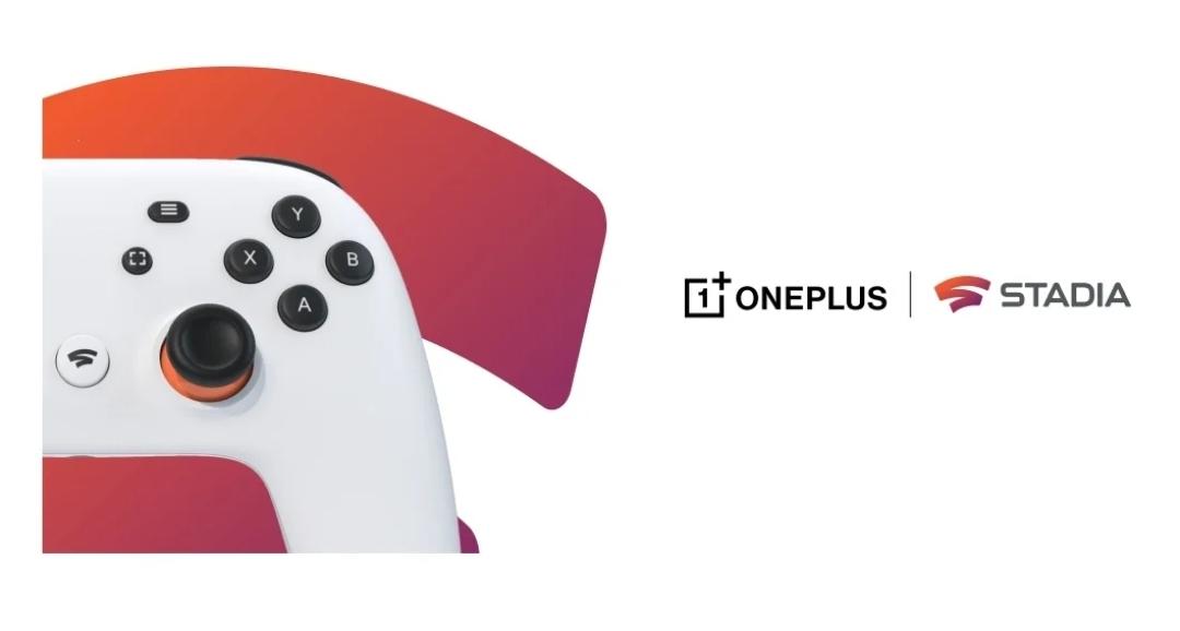 OnePlus y Stadia