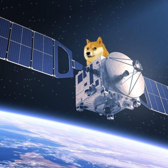 Elon Musk Dogecoin espacio