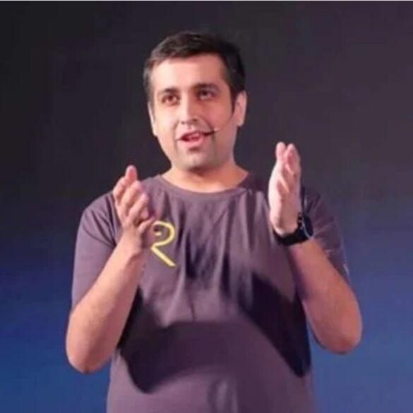 Realme Madhav Sheth