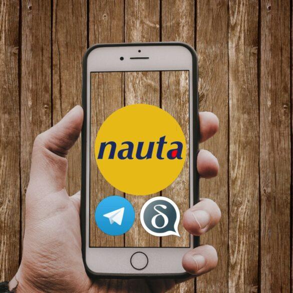Telegram Delta Chat y nauta